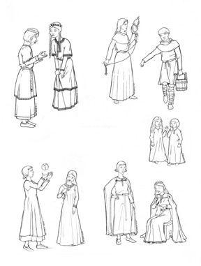 25+ best 14th century ideas on Pinterest