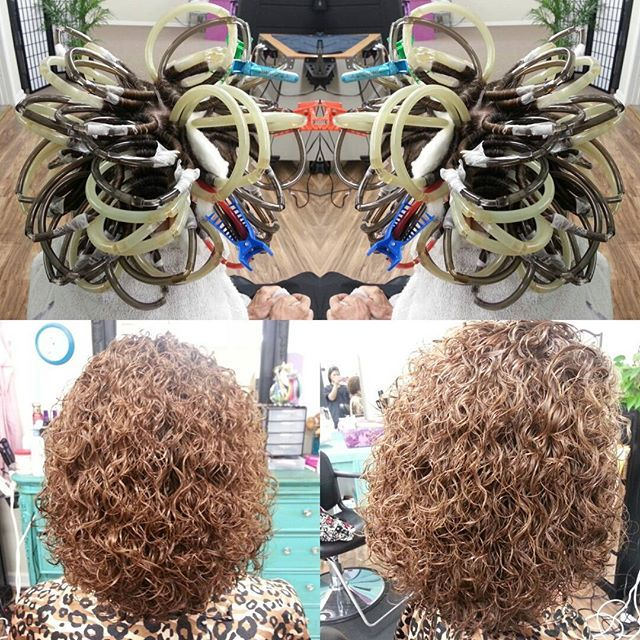Instagram photo by hairshockers hairshockers by Sandy  Iconosquare  PERMS  Pinterest