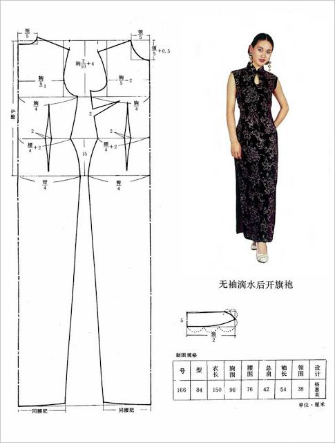 111 best images about Dress Patterns: Form Fitting on