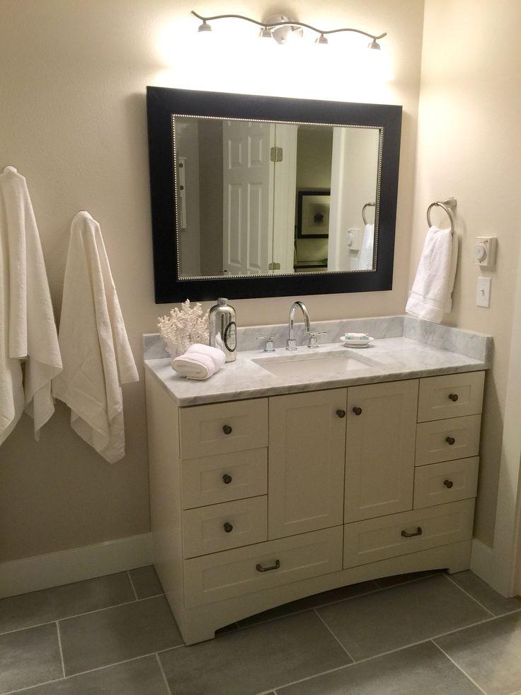 Bathroom update  remodel on a budget Benjamin Moore