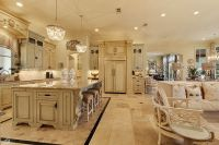 White/off white French Country Kitchen...Shabby Chic's for ...