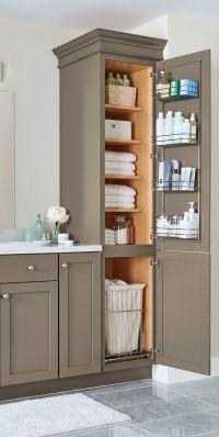 Best 10+ Bathroom cabinets ideas on Pinterest