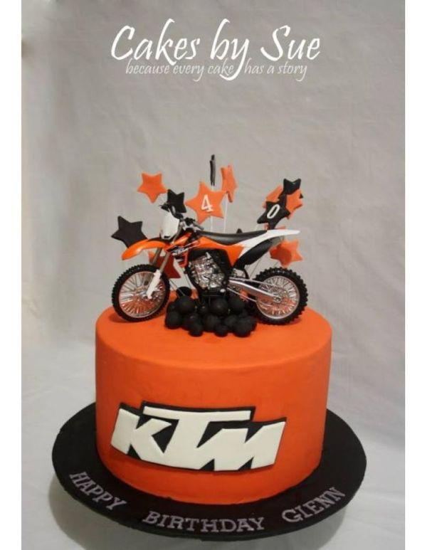 25 best ideas about Dirt Bike Cakes on Pinterest