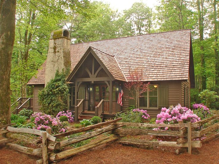 Cabins – Mountainworks Custom Home Design in Cashiers,