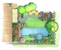 17 Best ideas about Landscape Plans on Pinterest