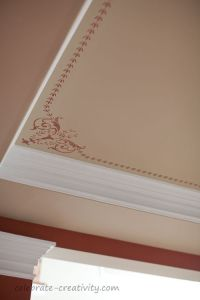 17 Best images about Stenciled Ceilings on Pinterest ...