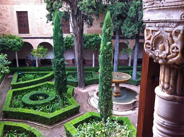 18 Best Images About Spanish Gardens On Pinterest Gardens
