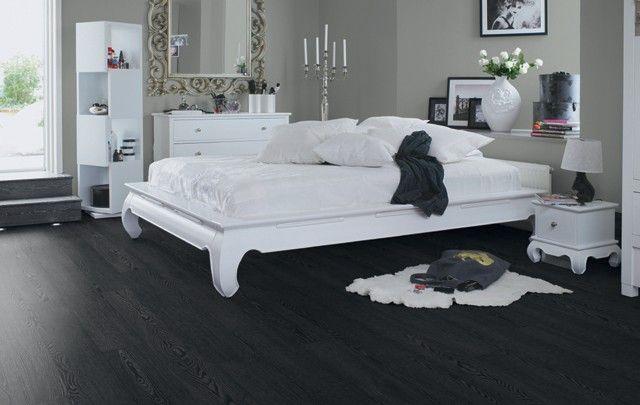 black flooring laminate  Pergo wood laminate flooring in