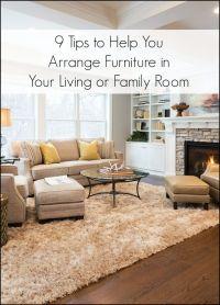 25+ best ideas about Arrange Furniture on Pinterest ...