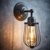 25+ best ideas about Industrial wall lights on Pinterest ...