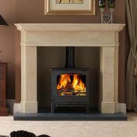 Best 25+ Stone fireplace surround ideas on Pinterest