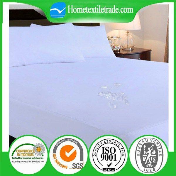 Hypoallergenic Anti Dust Mite Waterproof Cot Bed Mattress Protector In Chicago Https