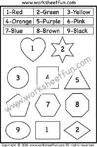 10+ images about Preschool Worksheets on Pinterest