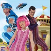 lazy town cbeebies