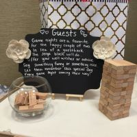 25+ best ideas about Jenga Guest Book on Pinterest