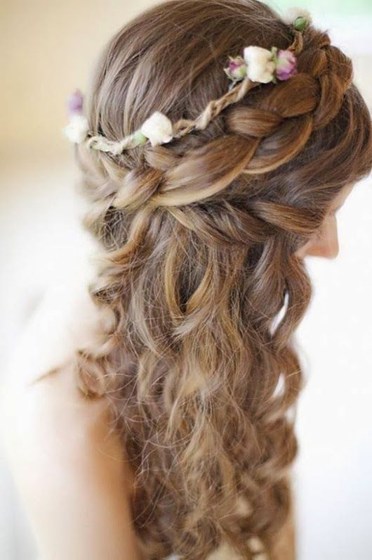 14 Best Images About Beautiful Hairstyle On Pinterest Wedding