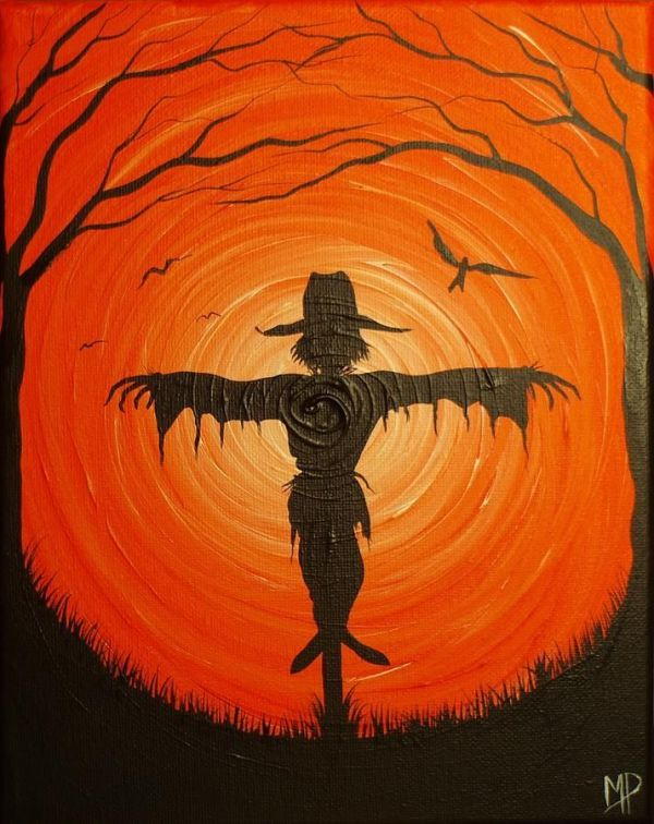 Best 25 Scarecrow painting ideas on Pinterest