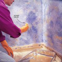 15 Must-see Sponge Painting Walls Pins   Sponge painting ...