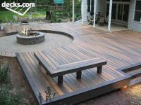 17 Best images about Firepits & Stamped Concrete Patios on ...