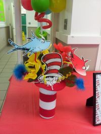 Dr. Seuss Baby Shower Party Ideas   Dr. seuss ...