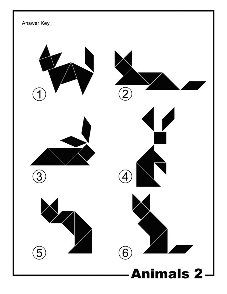 17 Best images about Maths/Tangram on Pinterest