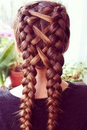 thick medium hair ideas