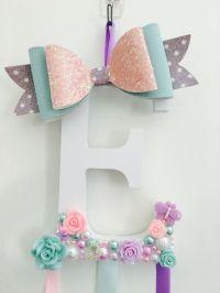 25+ best ideas about Hair bow holders on Pinterest | Hair ...