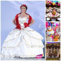 1000+ ideas about Mexican Quinceanera Dresses on Pinterest ...