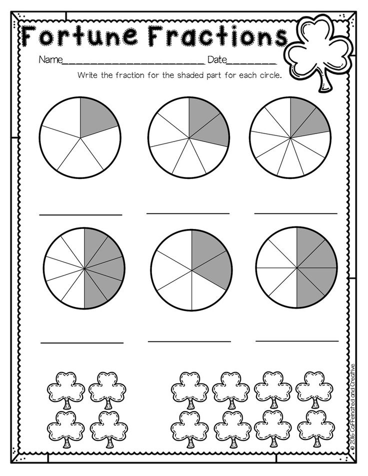 3130 best St. Patrick's Day Math Ideas images on Pinterest