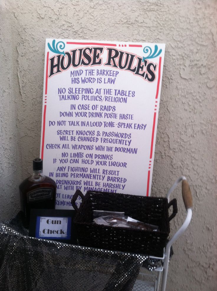 Good Ideas For House Parties House And Home Design