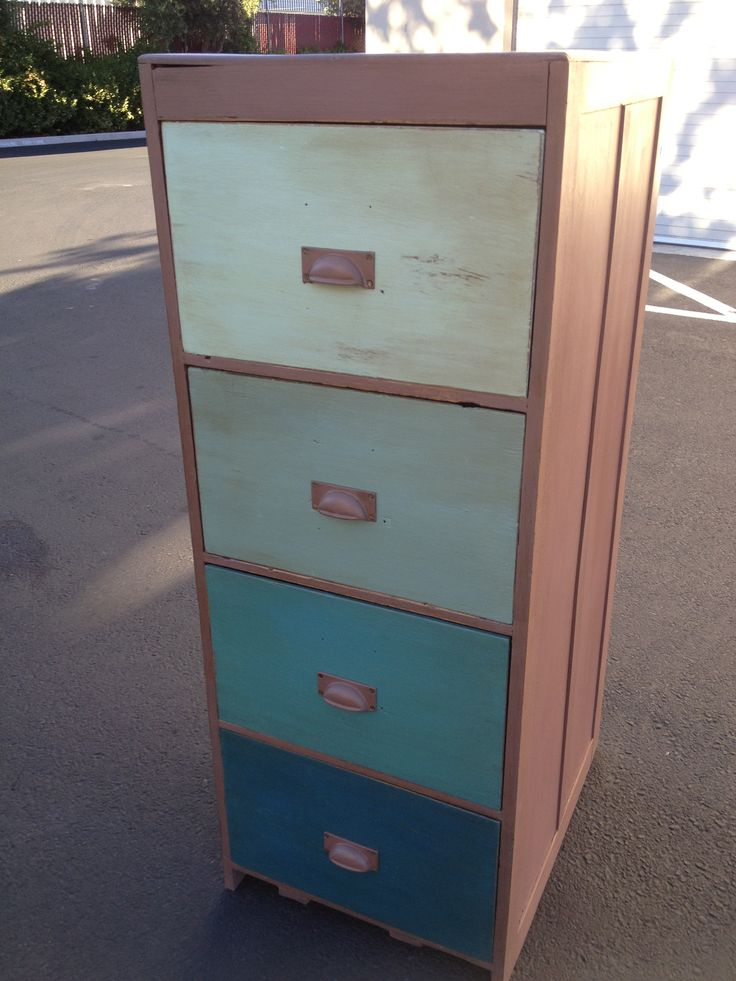 31 Excellent Painted File Cabinets