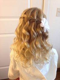 The 25+ best ideas about Flower Girl Hairstyles on ...