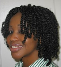 kinky twists style   clothing and hair inspiration ...