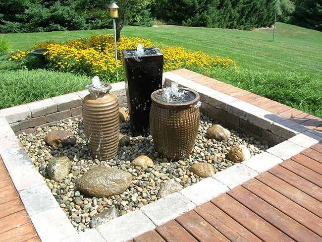 137 Best Images About Water Fountains For The Yard On Pinterest