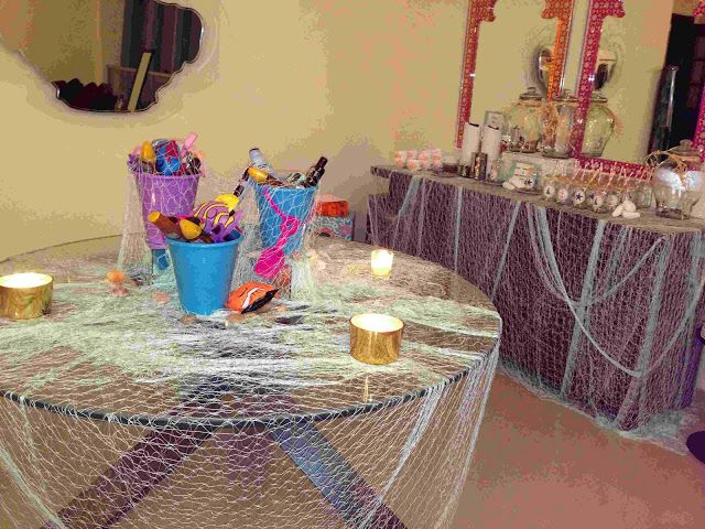NETTING: Bring Your Party Or Living Space To The Nautical
