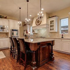 3 Light Kitchen Island Pendant Bronze Faucet Pull Down Use Of Mini Chandeliers As Lights For Over ...