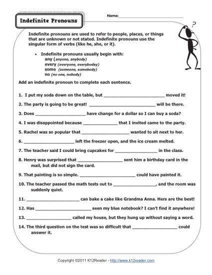 Subject Verb Agreement Quiz Second Grade | Resume Maker: Create ...