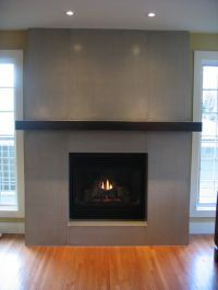 Fireplace Mantels Designs Contemporary