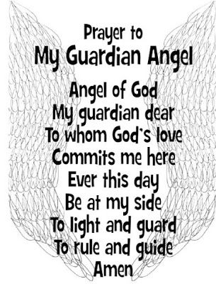 Praying with the Angels (Look to Him and be Radiant