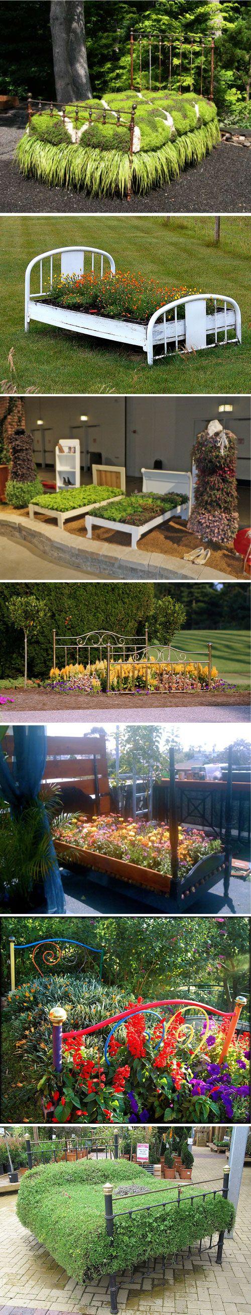 276 Best Images About Creative Garden Ideas On Pinterest Gardens