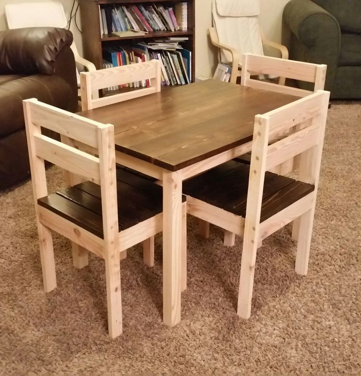 25 Best Ideas about Kid Table on Pinterest  Childrens