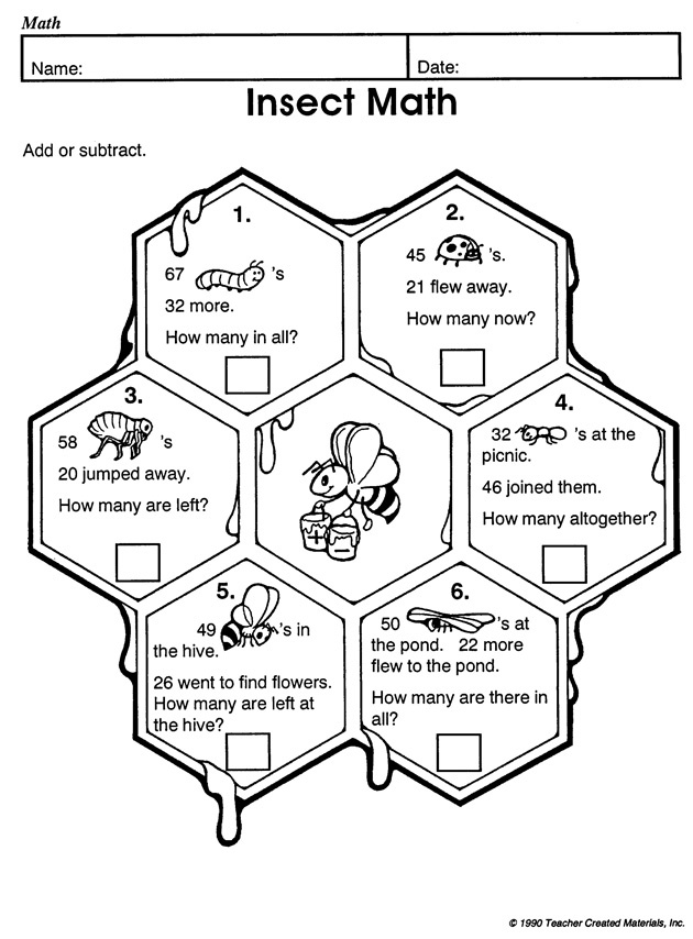 76 best images about Math Worksheets on Pinterest