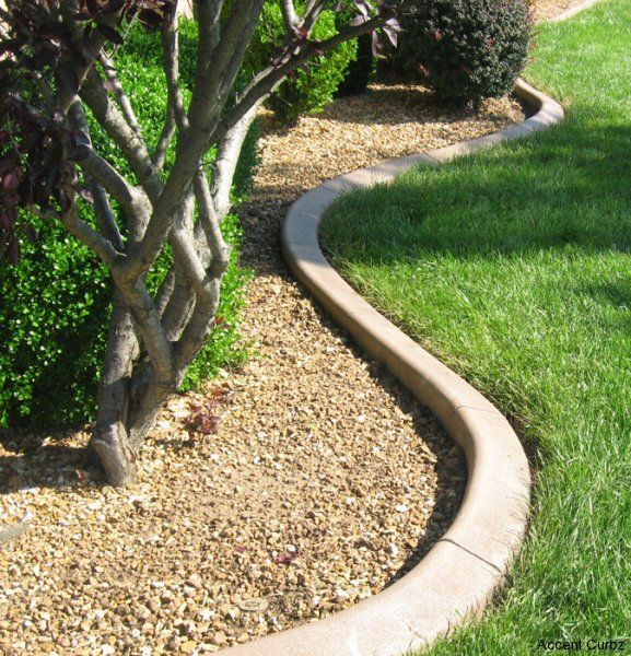 25 Best Ideas About Concrete Garden Edging On Pinterest