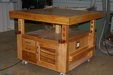 1000 Images About Workbench Designs On Pinterest Bench