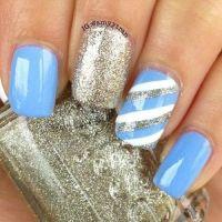 25+ best Winter Nail Art ideas on Pinterest   Winter nails ...