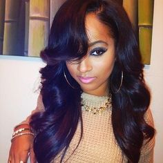 208 Best Images About Black Women Hairstyles On Pinterest