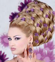 lovely hairdo