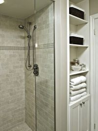 Bathroom Shower Pleasing Open Shower Bathroom Open Shower ...