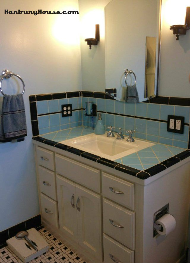 16 Best Images About Bath On Pinterest Retro Decorating 1950s Bathroom And Bathroom Modern