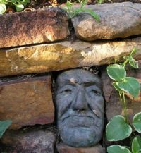 25+ Best Ideas about Stacked Stone Walls on Pinterest ...